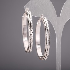 Серьги кольца Xuping 4439