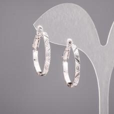 Серьги кольца Xuping 4444
