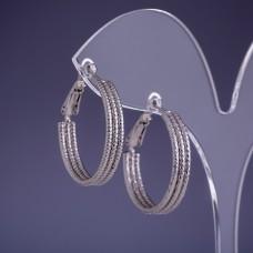 Серьги кольца Xuping 4451