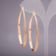 Серьги кольца Xuping 4455