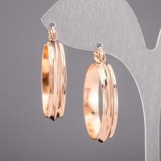 Серьги кольца Xuping 4468