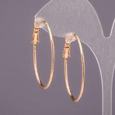 Серьги кольца Xuping 4473
