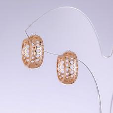 Серьги кольца Xuping 4478