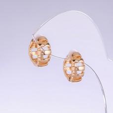 Серьги кольца Xuping 4480