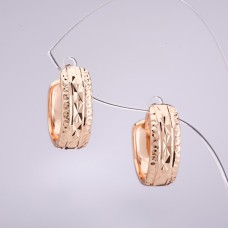 Серьги кольца Xuping 4495