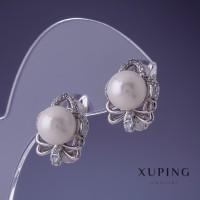 Серьги Xuping с жемчугом 2783