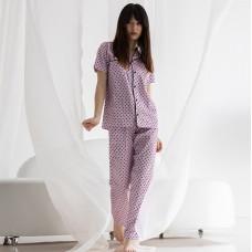 Пижама женская с штанами 7016